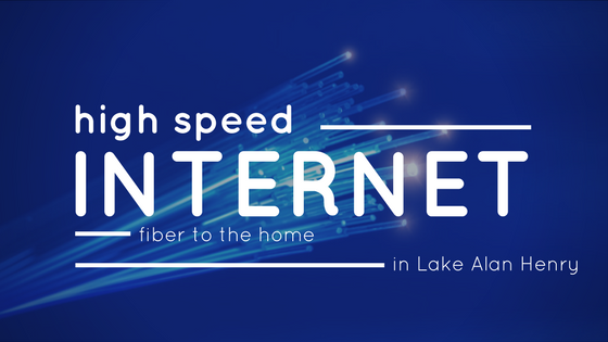 Internet in Lake Alan Henry