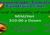 tamale first Assembly of God