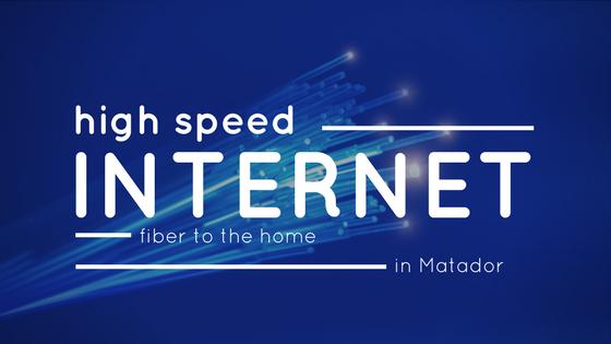 Internet in Matador