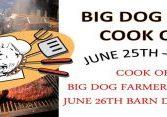 BIG DOG BBQ 2021