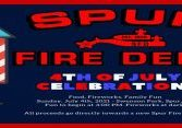 spur fire department 4th july 2