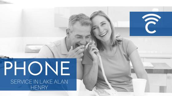 Phone in Lake Alan Henry