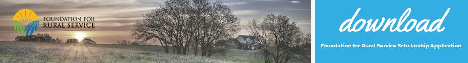 rural foundation scholarship